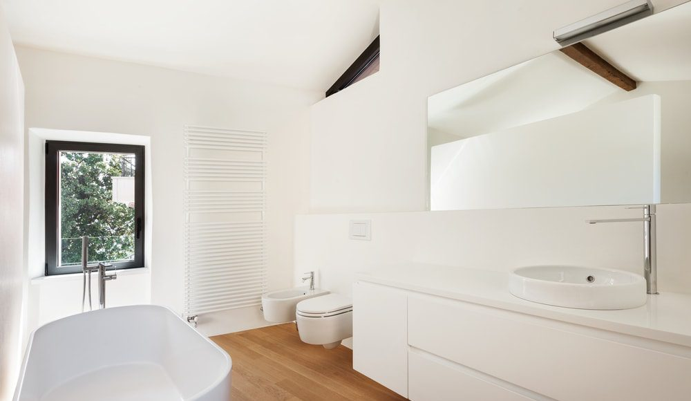 Badkamer u deinterieurcollectie