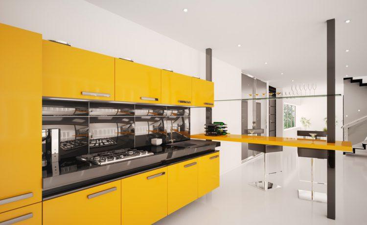De kenmerken van een moderne keuken u deinterieurcollectie