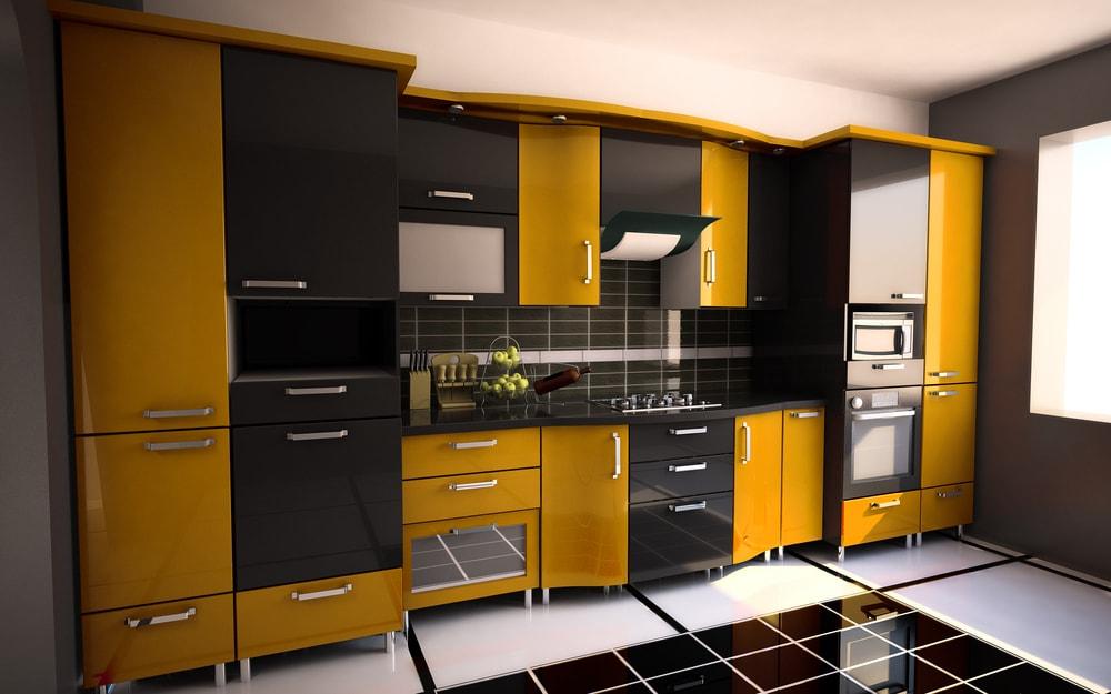 strak en moderne keuken