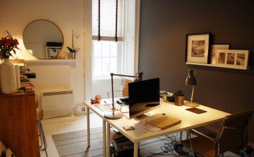 inrichten klein appartement