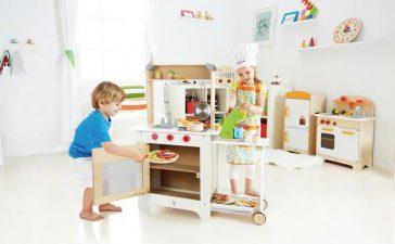veilig speelkeuken