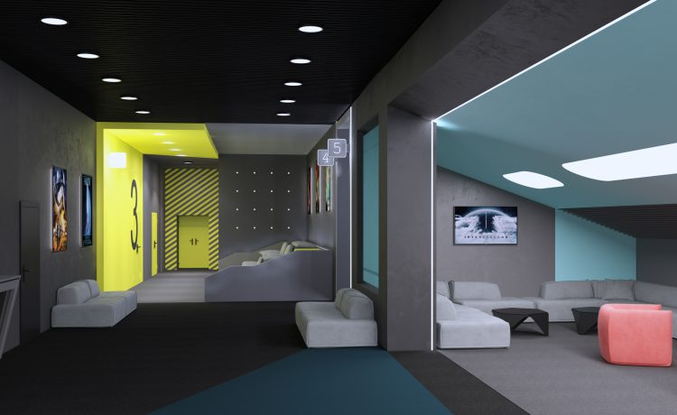 multiplex interieur