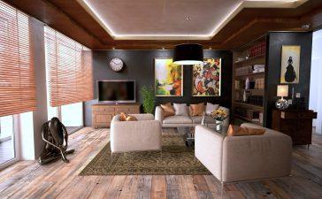 welke kleur muur bij houten vloer