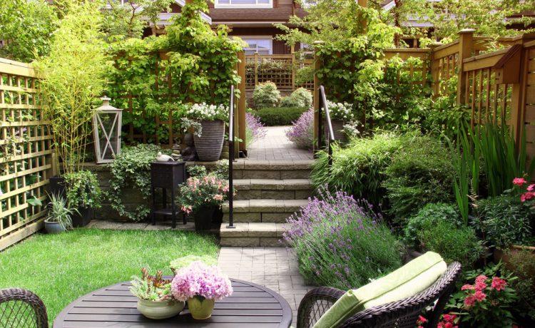 financieren nieuwe tuin