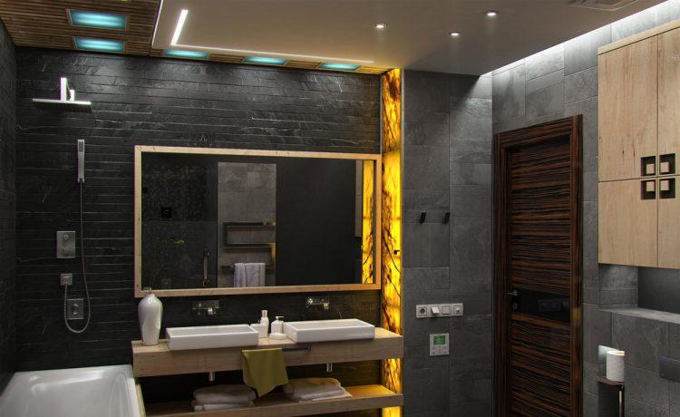 Zo geef je jouw badkamer een moderne en stoere uitstraling!