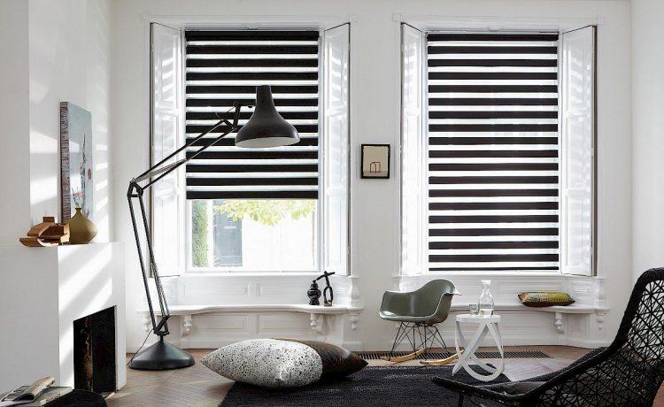 perfecte raamdecoratie woonkamer