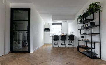Visgraat vloeren