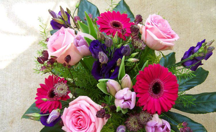 Bloemenboeket