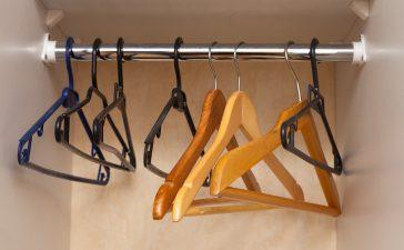 Jassen ophangen