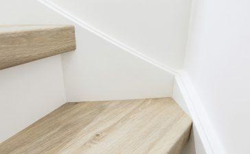 Zo kun je jouw oude trap een make-over geven