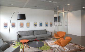 Een uniek kantoor met Airtex fotobehang